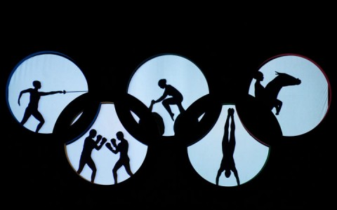 London 2012 - MOB - Olimpiai csapatgyűlés