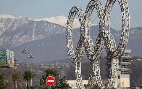 Olimpiai karikák Szocsiban