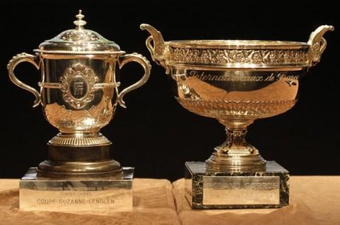 A Roland Garros kupái