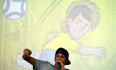 Neymar figura