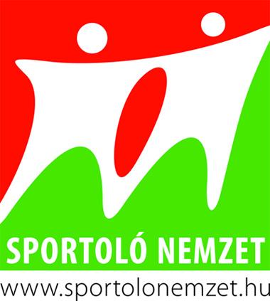 Sportoló Nemzet logó