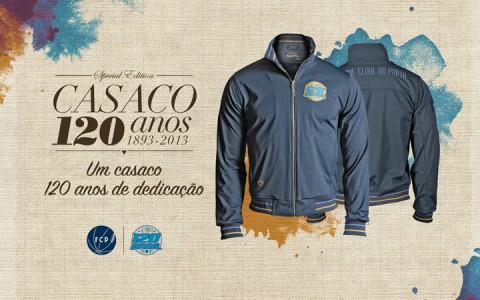 FC Porto 120 merchandising