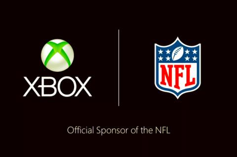 Microsoft NFL szponzoráció