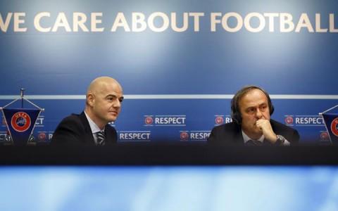 Platini Euro 2016
