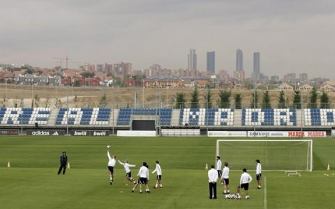 Real Madrid edzőközpont