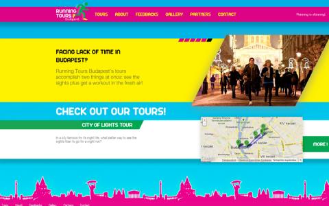 Running Tours Budapest