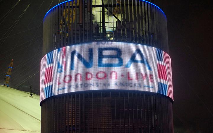Az NBA 2014-ben is visszatér Londonba