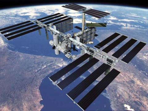 Nemzetközi Űrállomás