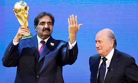 Elképesztő összegekkel készül Katar a labdarúgó VB-re