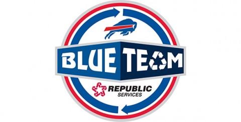 Buffalo Bills Blue Team