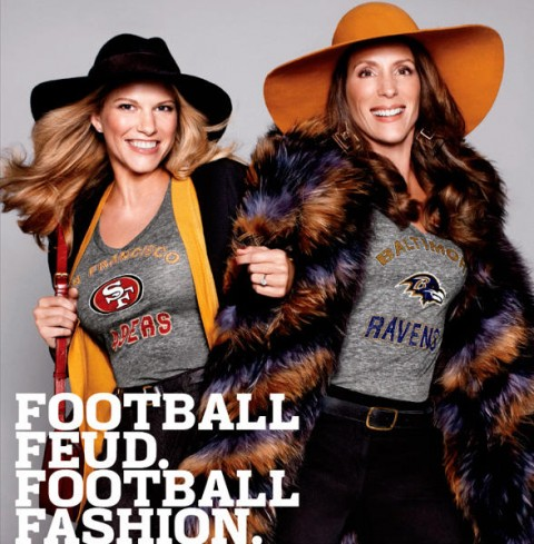 NFL divatos női ruhák
