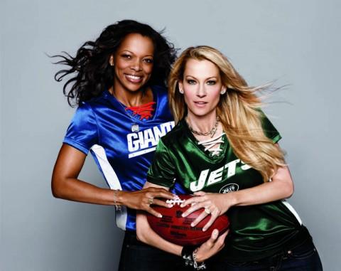NFL női merchandising termékek