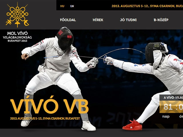 A MOL Vívó Világbajnokság kommunikációja