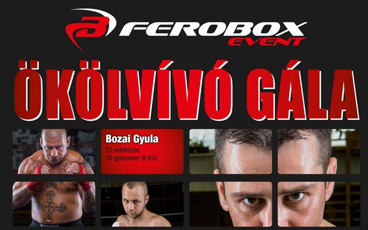 13. menet – a Ferobox Event Ökölvívó Gáláról