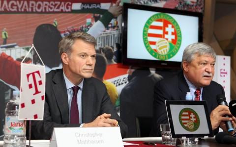 Christopher Mattheisen és Csányi Sándor