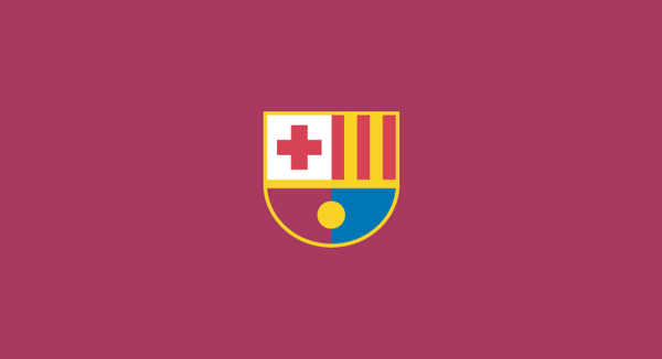 minimal football logos barcelona · minimal football logos barcelona original 810820f168