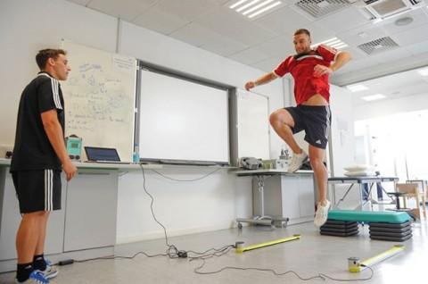 Southampton University sporttudományi osztály