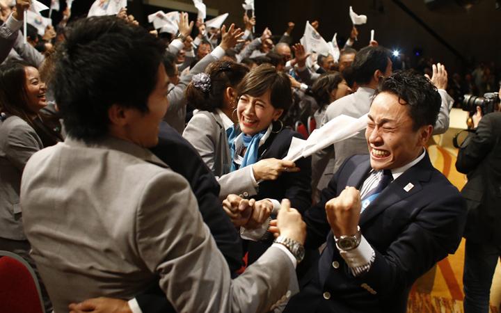 Tokió rendezi a 2020-as olimpiát, a birkózás marad a programban