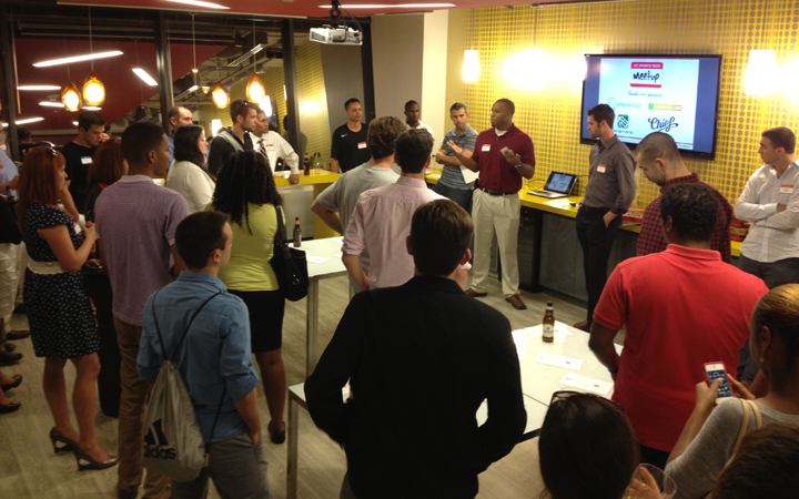 Sport tech meetup – Washington DC