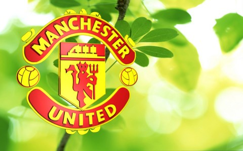 Manchester United Green Leaves
