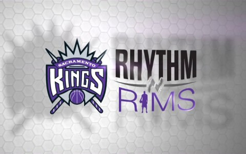 Sacramento Kings Rhythm n Rims