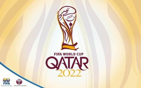 A katari labdarúgó világbajnokság logója