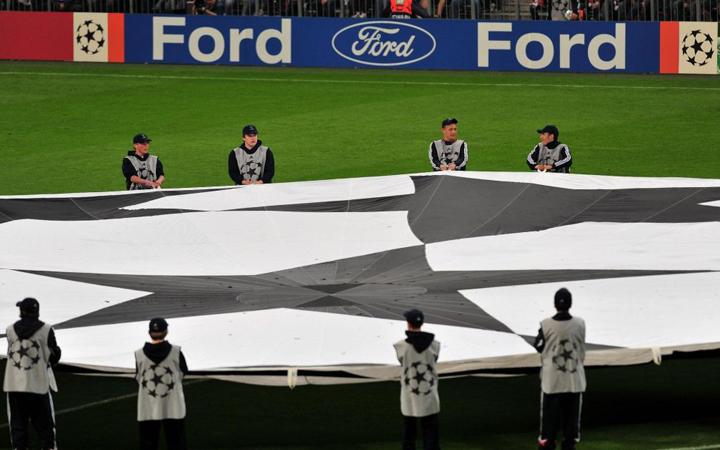 Európai Super Bowl – A Bajnokok Ligája és a Ford együttműködése