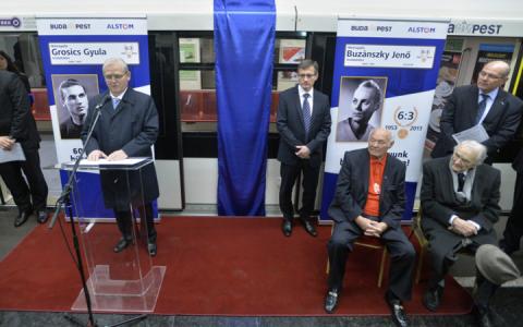 Tarlós István főpolgármester megemlékezése az évfordulóról
