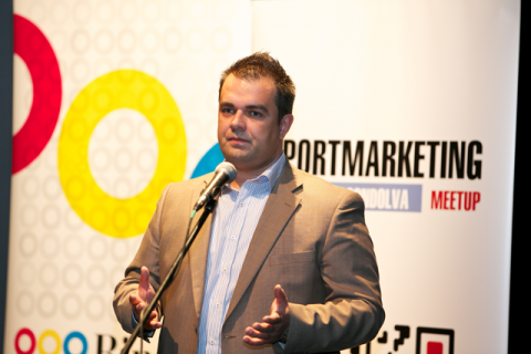Szabó Tamás, a Microsoft Account Managere