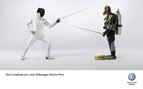 Volkswagen vívás szponzoráció