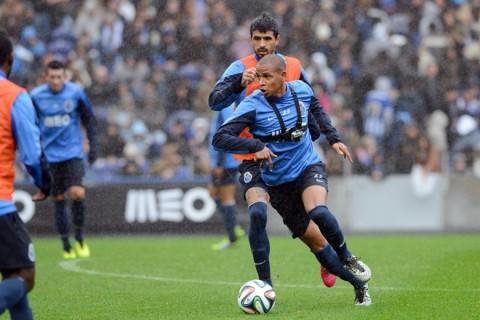 FC Porto GoPro kamerás edzés