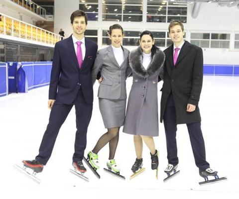 A magyar olimpiai csapat formaruhája