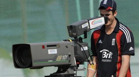 Cricket sport kamera