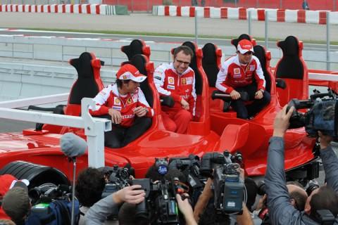 Ferrari hullámvasút