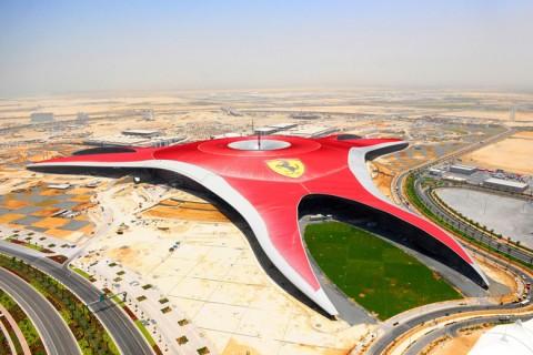 Ferrari World Theme Park Dubai