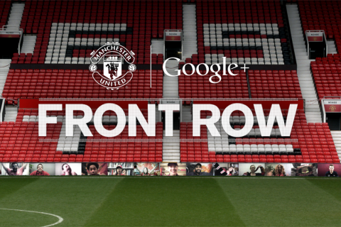 Manchester United Front Row