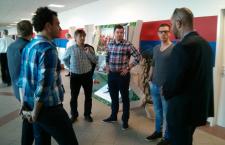 Szakmai látogatás a Videoton FC-nél