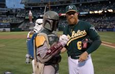 Az erő legyen a baseball-lal!