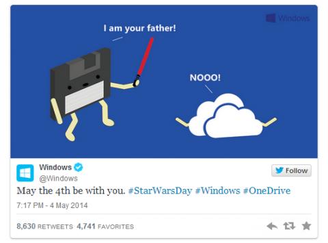 Windows Star Wars Day
