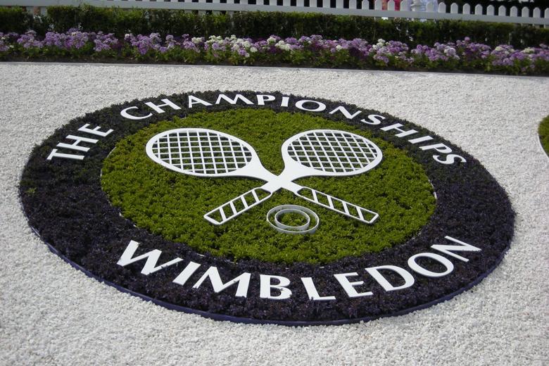 Wimbledon logó