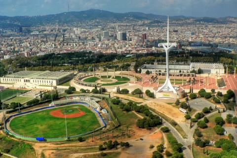 Barcelona olimpiai park