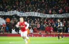 A szurkolók bánatára véget ért az Arsenal Fanshare programja