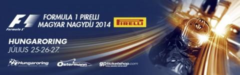 Hungaroring F1 Nagydíj 2014