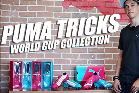 Puma Tricks World Cup Collection