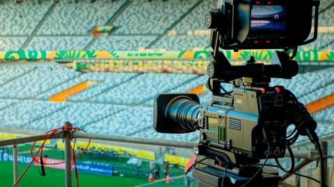 Sony 4K kamera a labdarúgó világbajnokságon