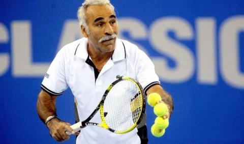 Bahrami a Tennis Classicson