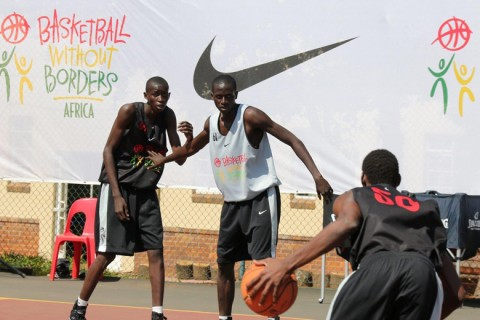 Basketball Without Borders Africa