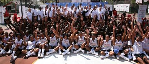 Basketball Without Borders Africa résztvevők