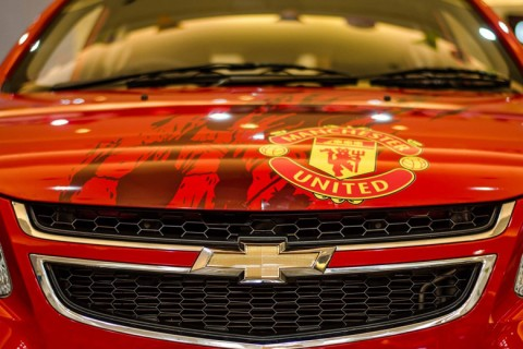 Chevrolet Manchester United Edition