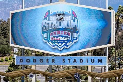 NHL Stadium Series logo